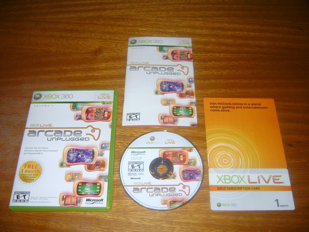 Photographs Xbox Live Arcade Xbox 360 - 1aled.borzii