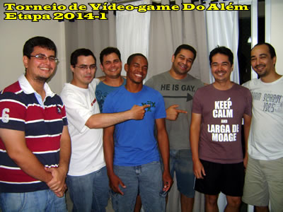 "Torneio de Vídeo-Game ""Do Além"" 2014-1"