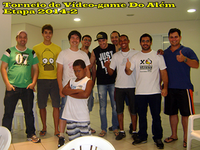 "Torneio de Vídeo-Game ""Do Além"" 2014-2"