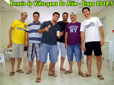 "Torneio de Vídeo-Game ""Do Além"" 2014-3"
